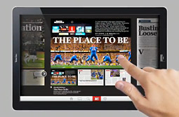 Next Issue Media was formed on the conviction that consumers will pay for digital editions of print issues enhanced for tablet devices.