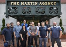 The Martin Agency's new creative hires