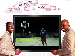T-Mobile is giving consumers a chance to remix its Super Bowl ad starring Dwayne Wade and Charles Barkley. The wireless carrier will chose one ad to run during the NBA playoffs.