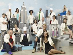 'Top Chef New York'