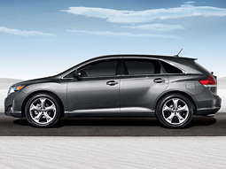 Toyota Motor Sales USA saw its Toyota, Scion and Lexus sales in January drop 34.4% compared with a year ago and moved back some advertising for its all-new Venza wagon, for which it had originally planned a major blitz last month.