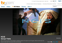It is unclear which of CBS's content will be made available through TV Everywhere, considering shows such as 'NCIS' are already available on sites such as TV.com.