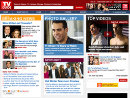 TVGuide.com reaches 15 million visitors a month, according to the company.