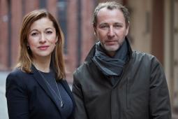 Yvonne Apollonio and Nic Seresin