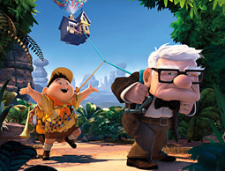 The Academy is banking on a decidedly more populist list of nominees, including 'Up,' to attract younger viewers.