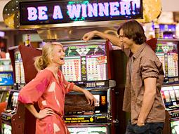 Cameron Diaz and Ashton Kutcher star in 'What Happens in Vegas.'