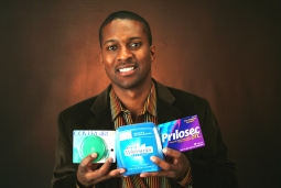 Vince Hudson previously worked for P&G.