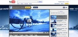 Visa's YouTube promotion