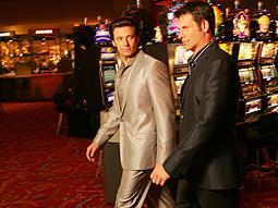 'Viva Laughlin' stars Hugh Jackman, left, and Lloyd Owen