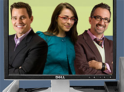 'We Mean Business,' co-hosted by 'Apprentice' winner Bill Rancic, tech guru Katie Linendoll and interior designer Peter Gurski, will feature business owners confronting major challenges such as budget crunches, staff cuts and design overhauls.