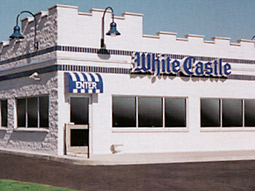 White Castle claims to be the first fast-food hamburger chain and the first to introduce frozen fast-food into grocery stores.