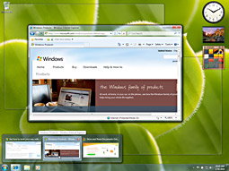 Windows 7, set to make its worldwide, public rollout on October 22, has been getting positive buzz lately.