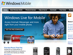 Waggener and Wexley's work on the account 'will all pretty much be centered around the Windows Mobile business,' according to Tom Pilla, general manager of corporate communications at Microsoft.