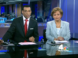 WNBC's 5 p.m. newscast, launched in 1980 as 'Live at Five,' will be replaced by LX New York.