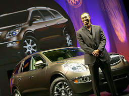 Tiger Woods, arguably the greatest, most well-compensated endorser in the world, was most closely associated with GM's Buick brand.