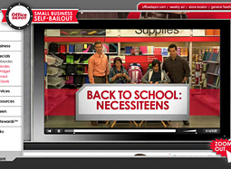 The latest 'Smart Specials With Matt and Matt' webisode is on Office Depot's microsite TheSurvivaloftheSmartest.com.