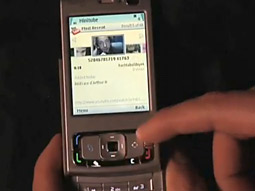 The mobile web version of YouTube is outstanding, and has well over 4.6 million users that log in many times a month.