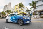 Ford and Domino's Test Self-Driving Cars in Miami