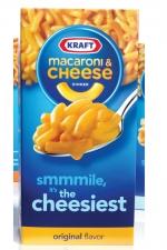 Kraft Foods Emerges as the Big Spender Post-Company Split