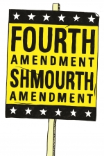 Let's Repeal the Fourth Amendment!