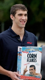 The waves of negative press surrounding Kellogg's dismissal of Phelps have been sizeable enough that 'off the box' is becoming a euphemism for getting fired for doing something stupid.