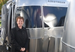 Airstream Selling Premium RVs in a Recession