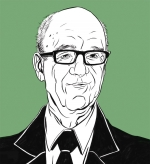 In Search of One Last Hurrah for Rupert Murdoch, Fading Press Baron