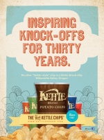 Kettle Sets Out on Mission to Disprove Imitators