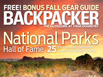Backpacker Is No. 8 on Ad Age's Magazine A-List