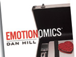In his book, Dan Hill explains the use of facial coding to identify emotions.