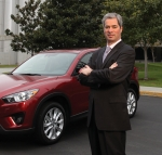 Mazda Aims to Punch Above Its Media Weight
