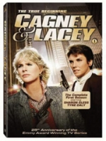 Cagney & Lacey: Series 1 DVD