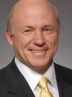 DAN CATHY: The son of Chick-fil-A founder Truett Cathy is the president-chief operating officer.