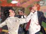 Brawls Run Down the Clock on Late-Night Comedy Shows