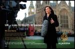 Al-Jazeera English Looks to Build Audience Before Ads
