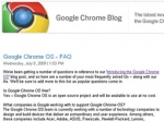 What It Means: Google to Launch Operating System