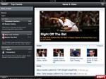 ESPN iPad app