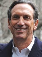 Howard Schultz returned Starbucks' focus from 'nurturing and inspiring the human spirit' to coffee.