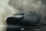 Jeep Cherokee U.K. Ad Banned For Promoting Dangerous Driving