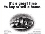 The Housing Market's Great! (Or So Say Ads From Realtors)
