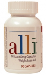 Alli, GSK's over-the-counter weight-loss product, has sold well beyond expectations.