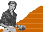 More Moms Staying (and Eating) at Home