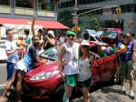 Ford's Fiesta to Party on -- Without the Fiesta