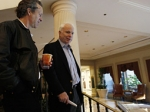 Team McCain Reclaims Lead With 'Spit and Glue'