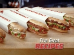Quiznos Throws Subway Curve With 'Sexy' $4 Foot-Long