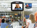 Wal-Mart Preps Next Phase of In-Store TV
