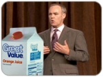 Wal-Mart CMO Defends Private-Label Brand Expansion