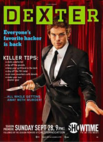 DEXTER: Wired's 'cover boy.'
