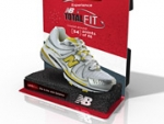 In-store Focus Fits New Balance