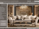 Restoration Hardware Takes a Gamble on Raising Prices Even Further